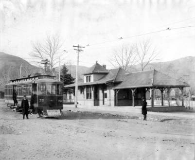 Golden Trolley Station